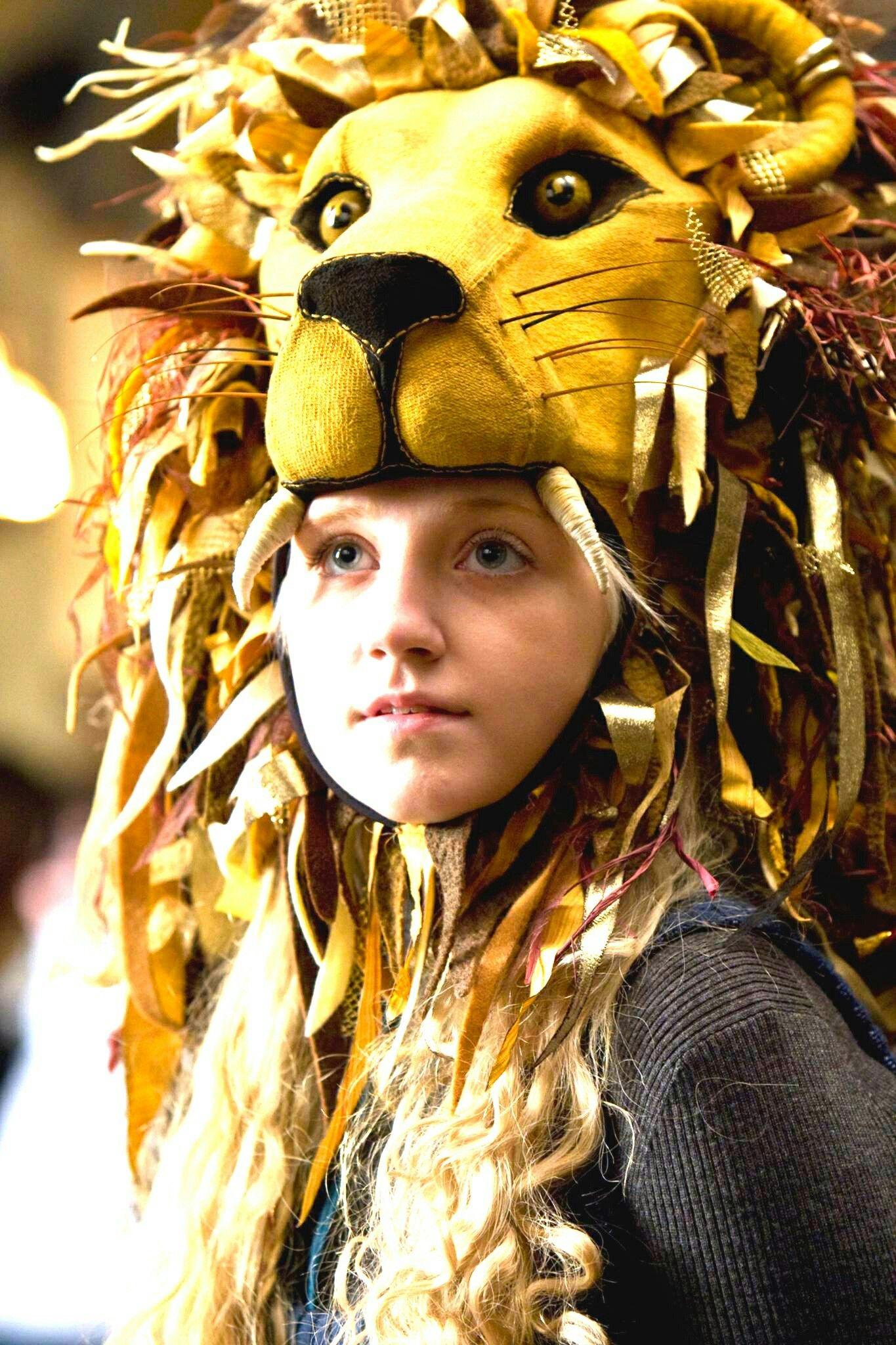 000ec6e7799 Luna Lovegood s Lion Hat!!