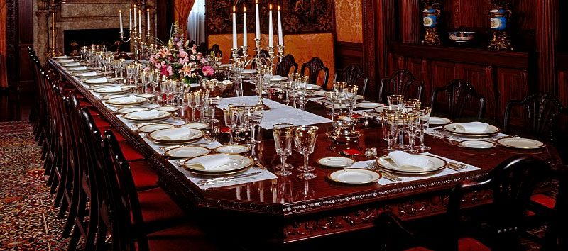 Table Setting Ideas How to Set a Formal Dinner Table (PHOTOS) & fancy table setting u2013 Loris Decoration