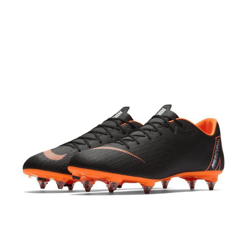 8d86d6dd532 Nike Mercurial Vapor XII Academy SG-PRO Soft-Ground Football Boot - Black