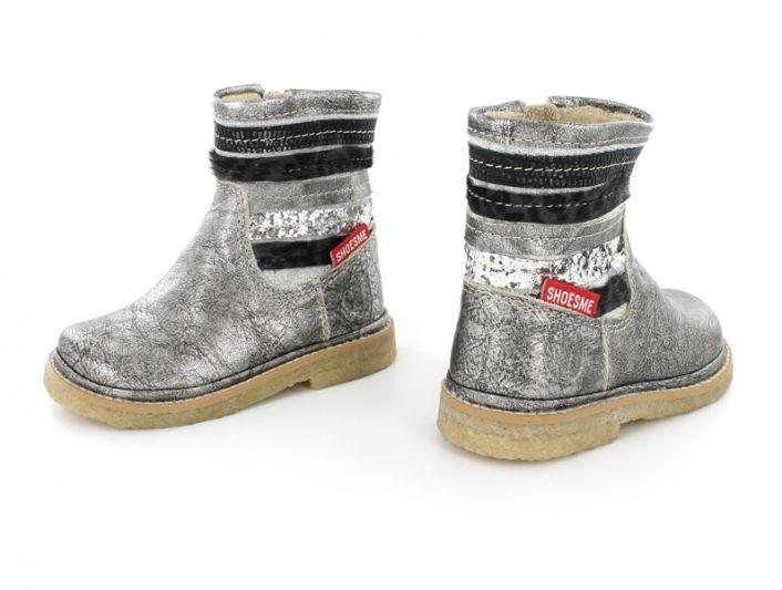 Van Met Zolen 100 Schoenen Laarzen Babycrêpe Shoesme En Soepele jqA54L3R