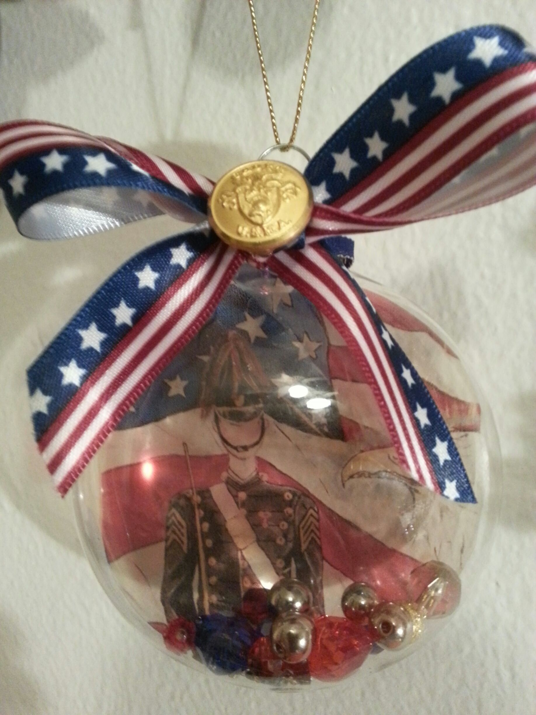West Point Cadet Christmas Ornament by Ann Morrison. Art by NiCOle ...