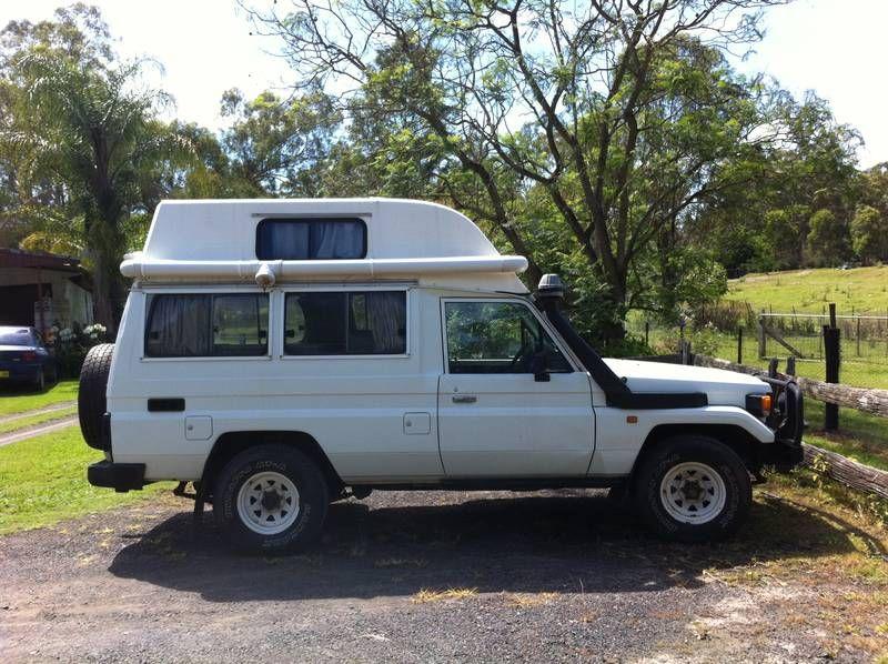 toyota troopy bushcamper campers caravans pinterest toyota toyota land cruiser and land. Black Bedroom Furniture Sets. Home Design Ideas