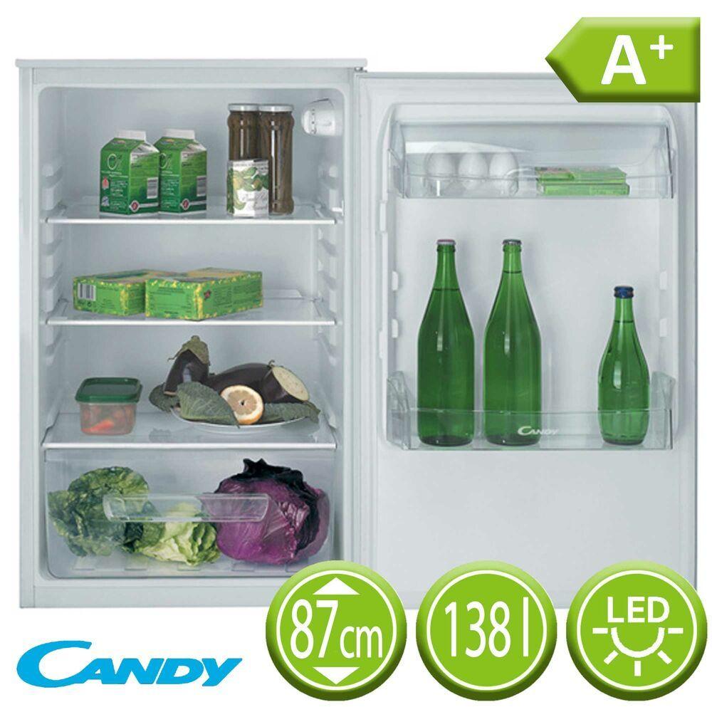 GroBartig EBay #Sponsored Einbau Kühlschrank A Einbaukühlschrank 88 Cm Nische  Vollraum Integriert Candy