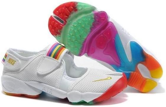 http://www.asneakers4u.com Nike WMNS Air Rifts Trainers White /