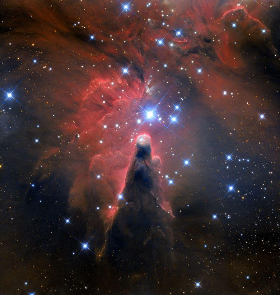 Image result for Jesus space star nebulae