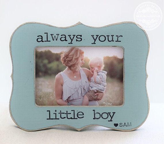 Gift for Mom Mother Mommy From Son Always Your Little Boy ...