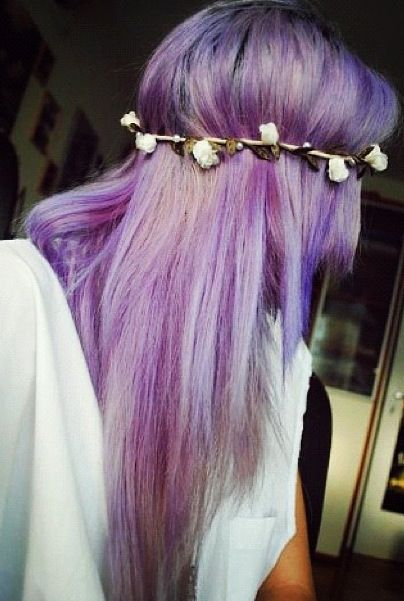 someday i will have purple hair