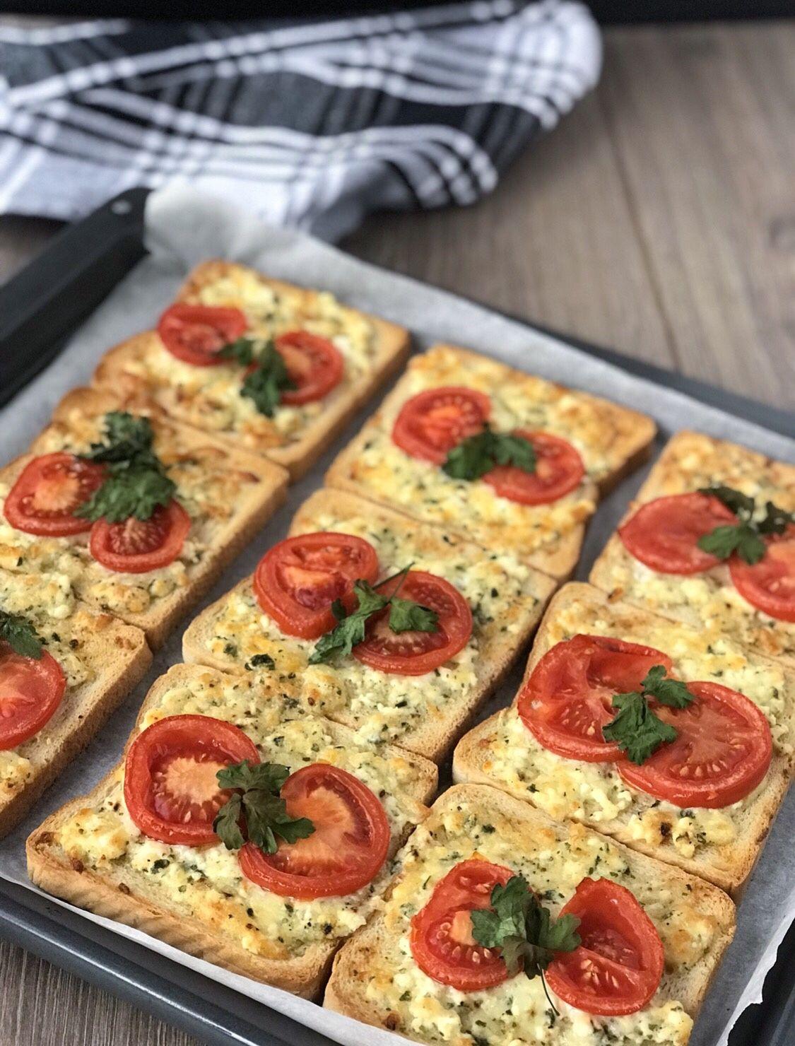 Photo of Käse Toast aus dem Backofen – SaltSugarLove