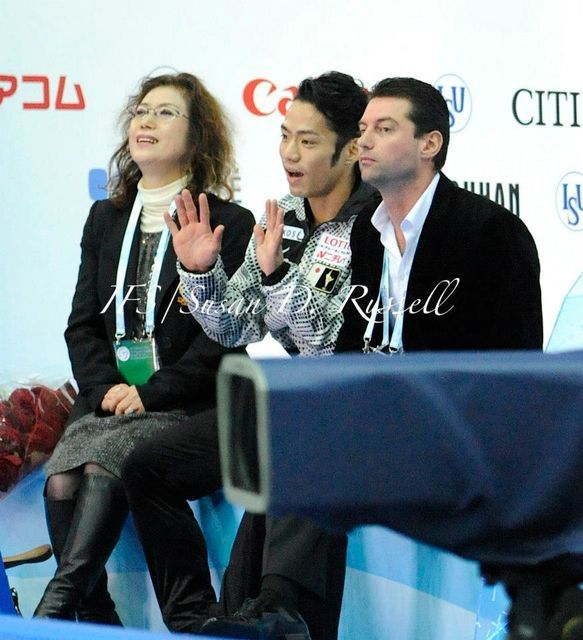 ISU Grand Prix of Figure Skating Final 2012