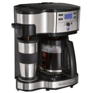 Top 15 Best Dual Coffee Makers In 2020 Reviews 5productreviews Coffee Maker With Timer Dual Coffee Maker Single Serve Coffee Makers