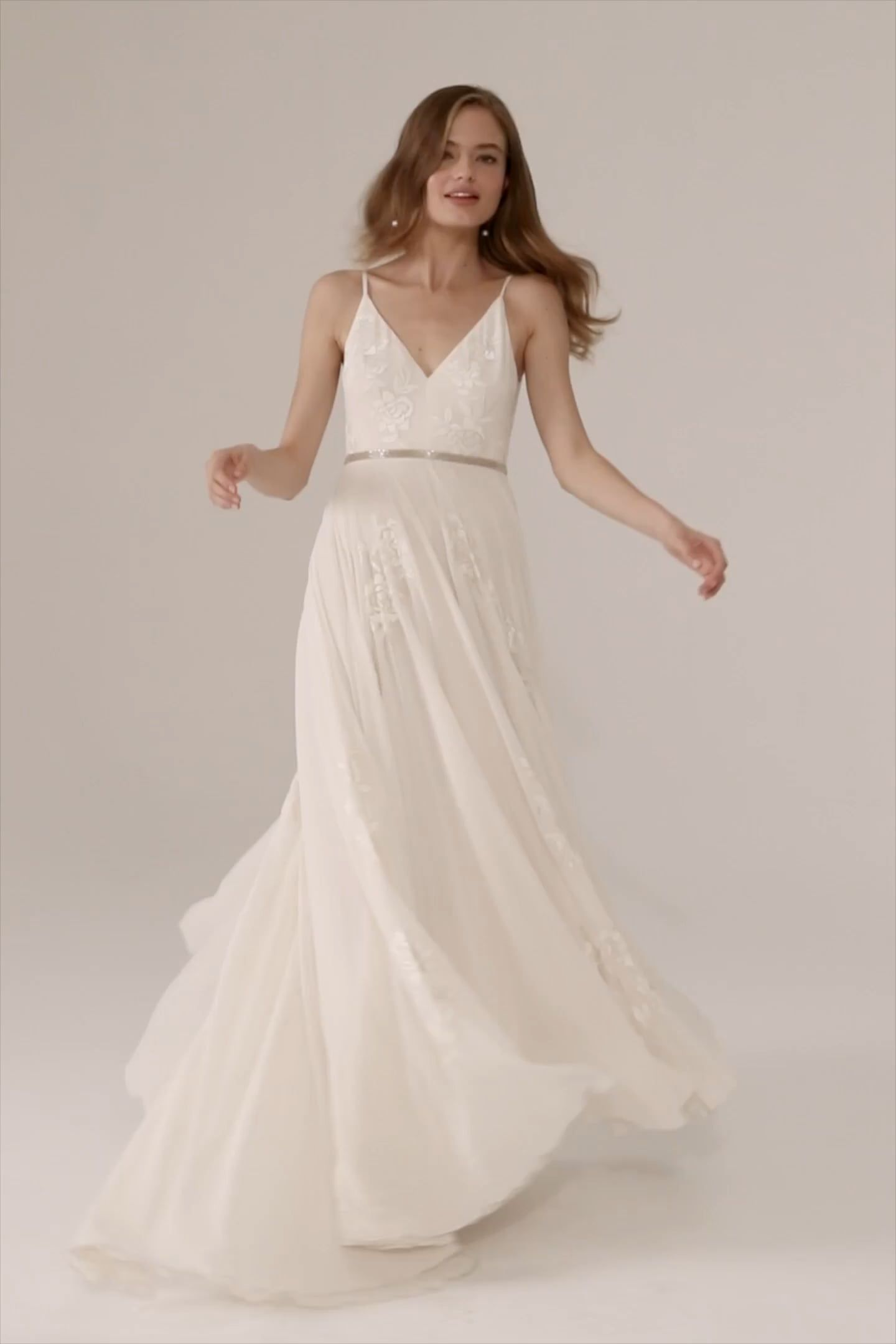 5a5d76775a73 BHLDN's Dreams of You Gown in Ivory in 2019   Wedding   Wedding ...