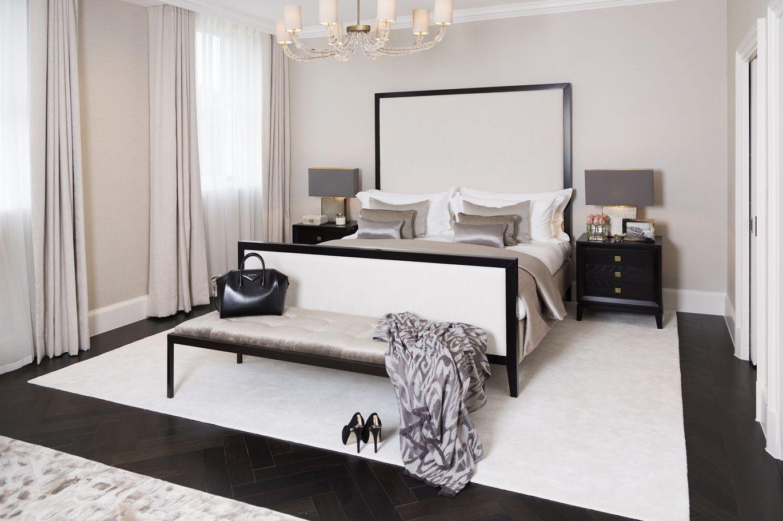 dreamy bedroom inspiration bedroom design bedroom ideas monochrome ...
