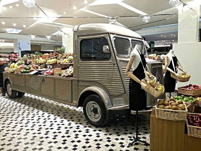 La grande epicerie de paris paris 7 elements pinterest hall and spaces - La grande epicerie de paris ...