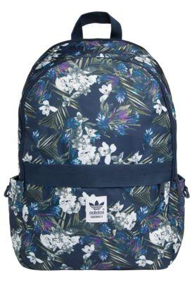 546df3f9aaaba Mochila adidas Originals Dark Floral Azul