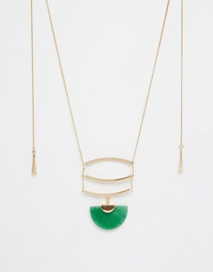 ASOS COLLECTION ASOS Chime Necklace