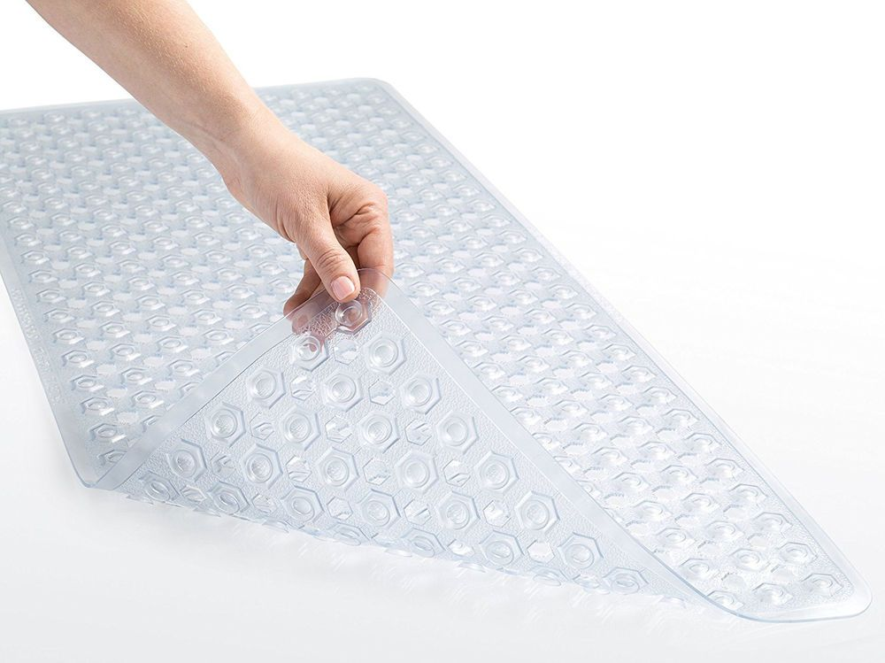 Bath And Shower Mat Non Slip Washable Antibacterial Home Hotel
