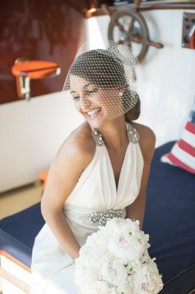 Molly and Nick's Regatta Place Wedding | The Newport Bride