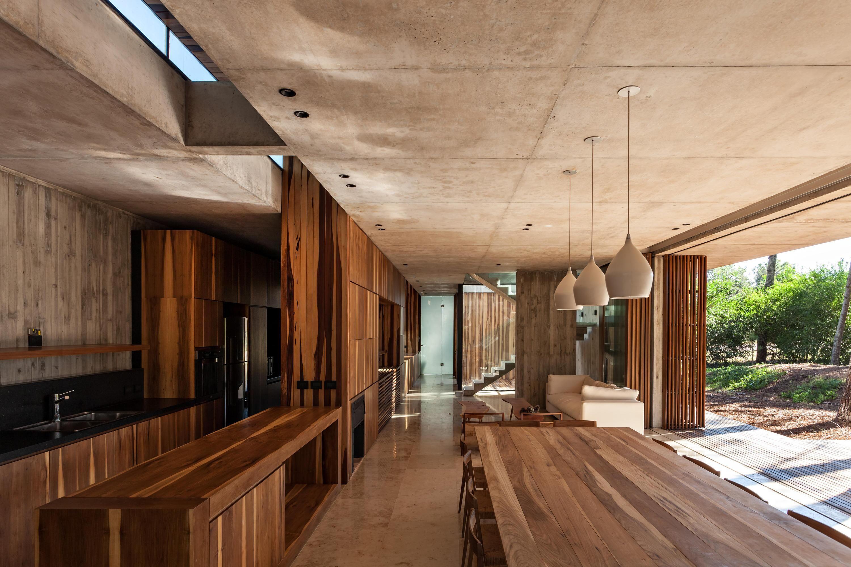 Bild zu Wohnen, Haus, Architektur | Oblivion | Pinterest | Waldhaus ...