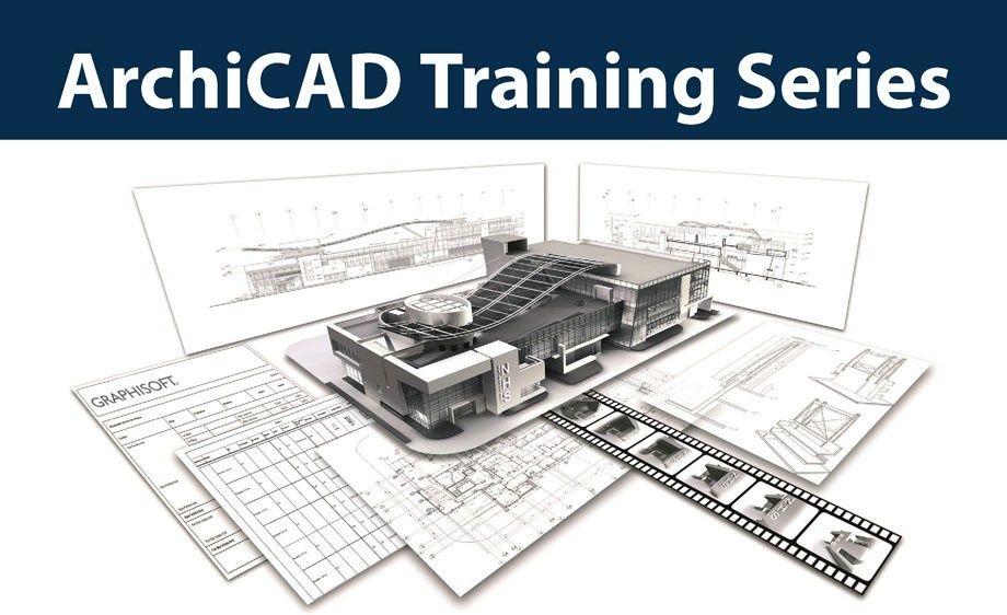 ARCHICAD Training Series - Vol. 1 The ARCHICAD BIM Concept