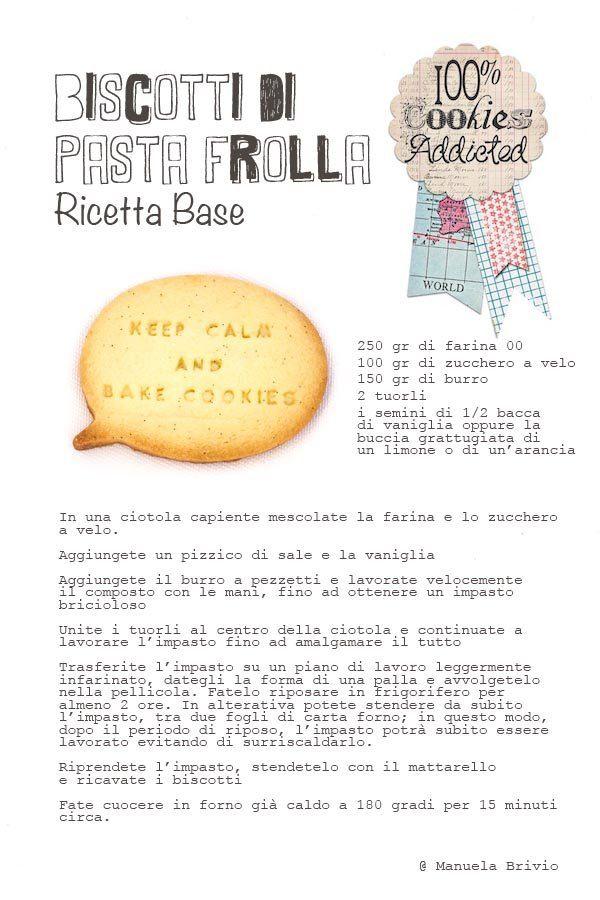 Pasta frolla - Ricetta base