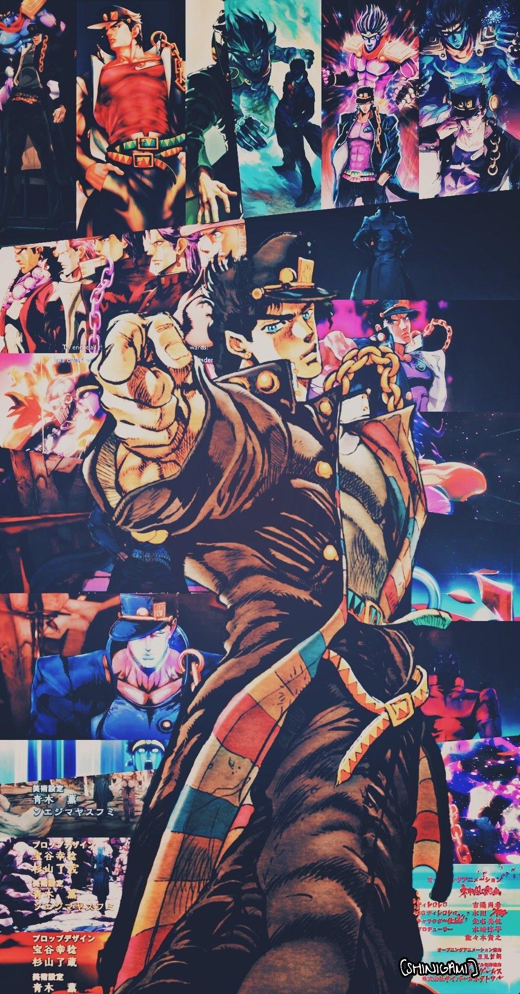 Jojo S Biz Adventure Jotaro Fondo De Pantalla Jojo S Bizarre Adventure Anime Jojos Bizarre Adventure Jotaro Jojo Anime