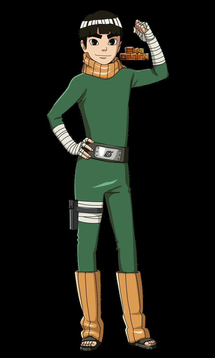 Boruto Naruto Next Generation Metal Lee Genin By Iennidesign Naruto Boruto Characters Rock Lee Naruto