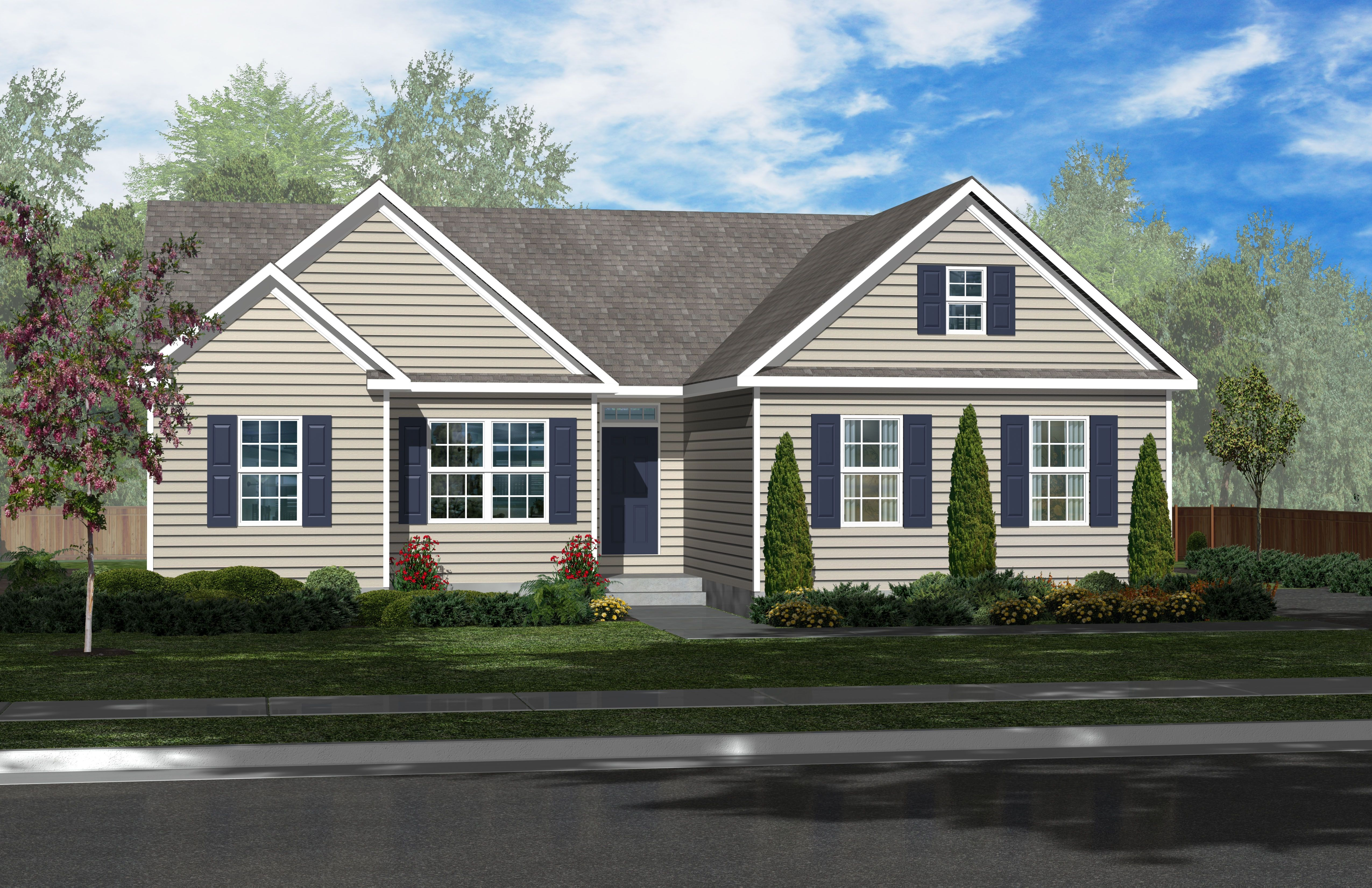 The Greenwood Bay To Beach Builders Beach Floor Plans House Design House Styles