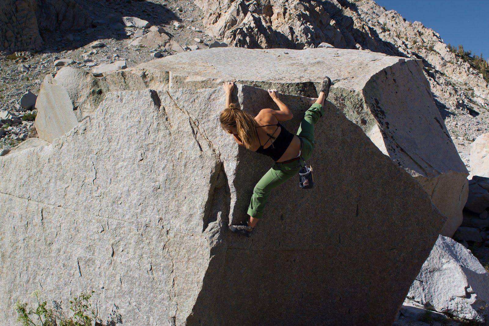Heaven Boulders on I Love Climbing