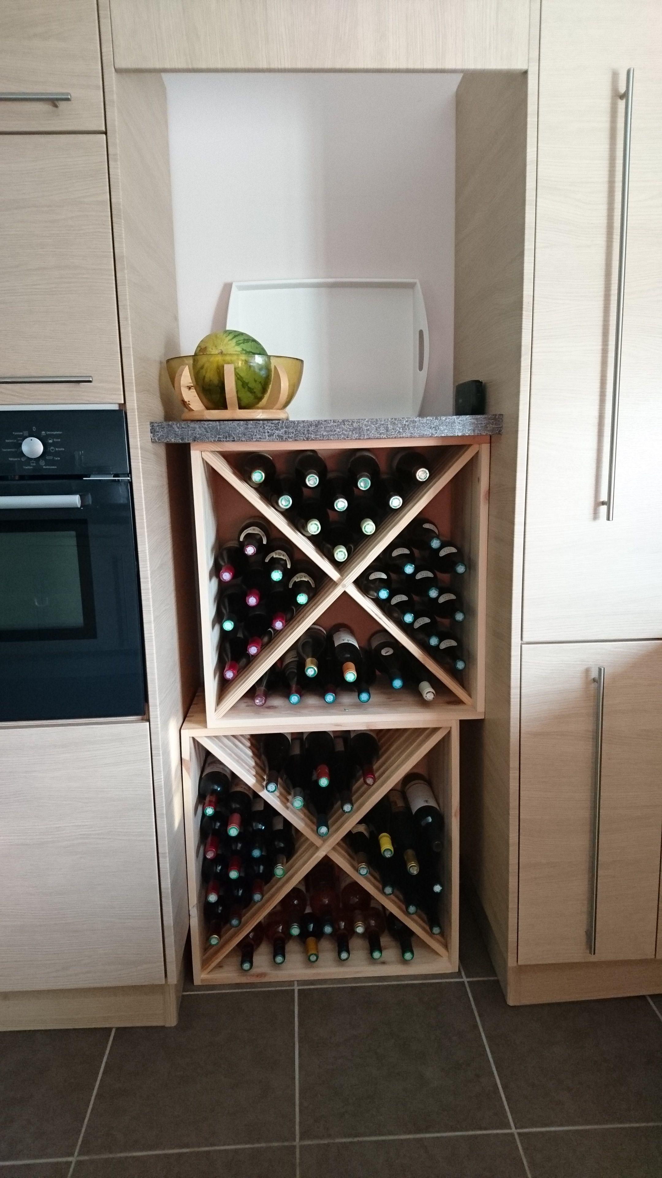 casiers pour bouteilles casier vin cave a vin rangement du vin amenagement