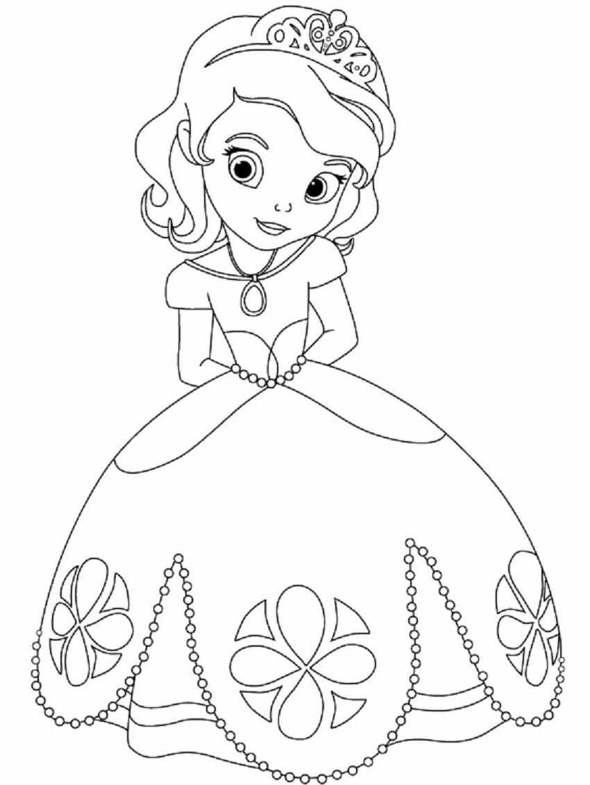 Pin by MyFreePrintableColoringPages.com on Disney Coloring Pages ...