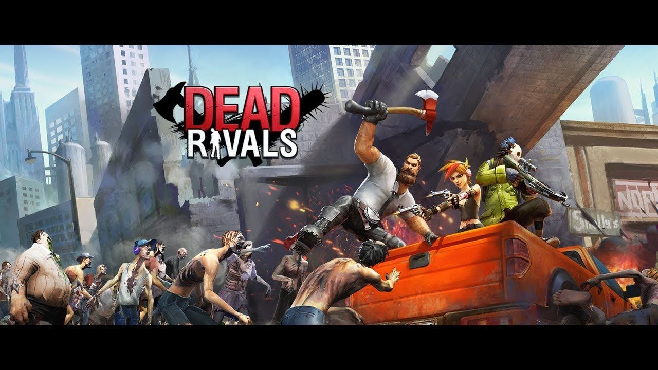 Dead Rivals Zombie MMO Gameplay Mmo, Mmorpg games, Zombie