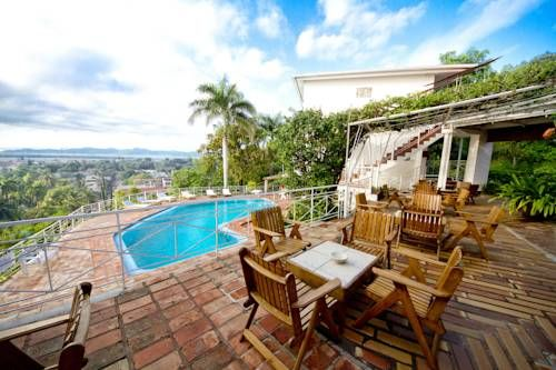 Hotel Mont Joli Cap Haitien Offering An Outdoor Pool And A
