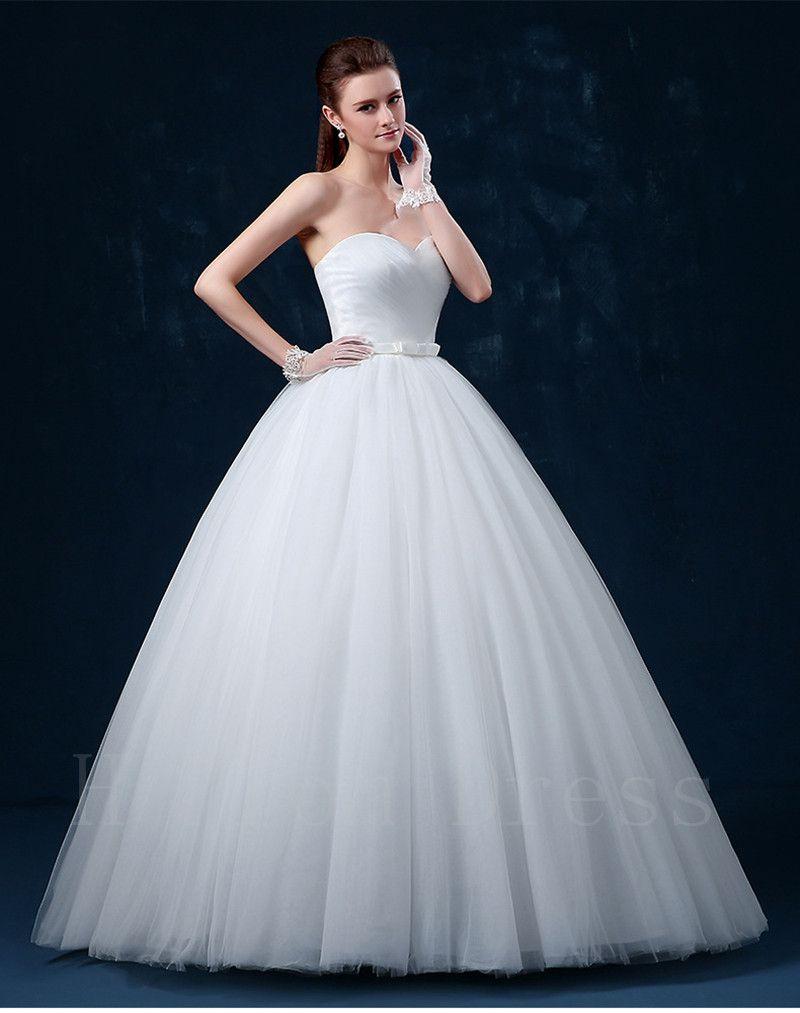 Wedding Dress Bride Dress White Bridal Dresses Ivory | wedding dress ...