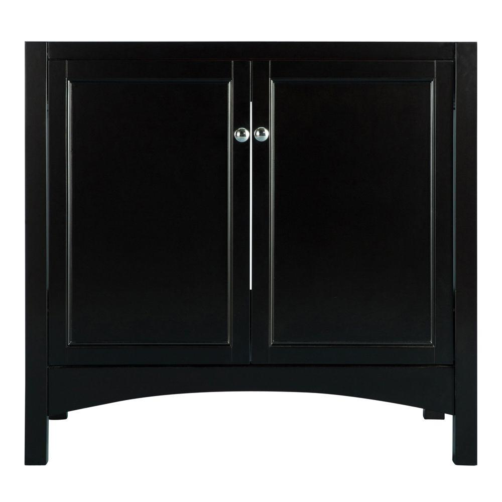 Home Decorators Collection Haven 36 In Vanity Cabinet Only In