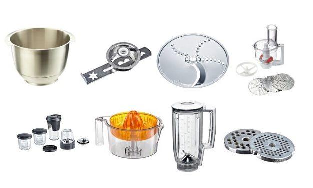 Bosch Mum5 Zubehor Kuchenmaschinen Testbericht De Bosch Bosch