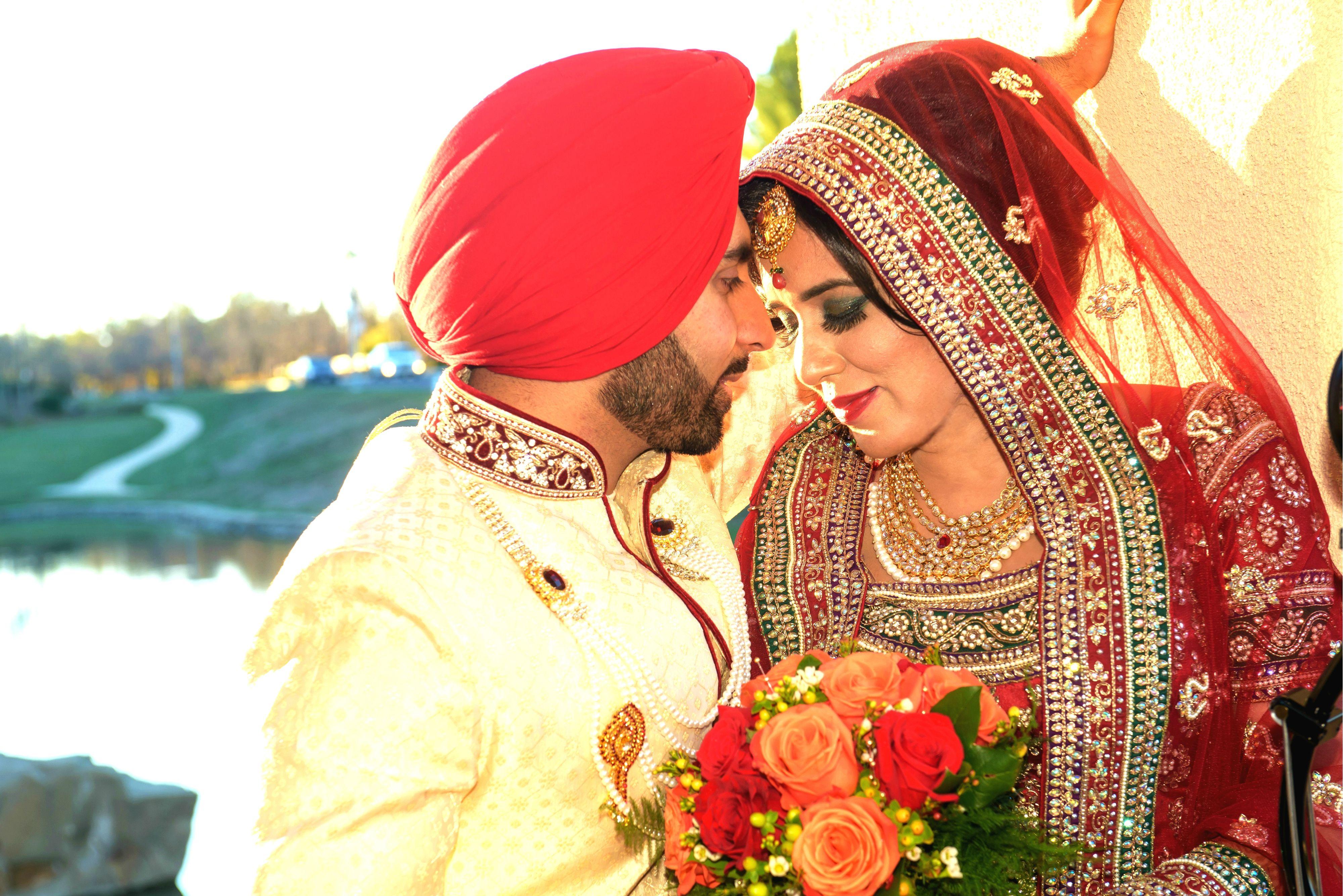 Pin On Punjabi Bride Groom Sikh Punjabi Wedding