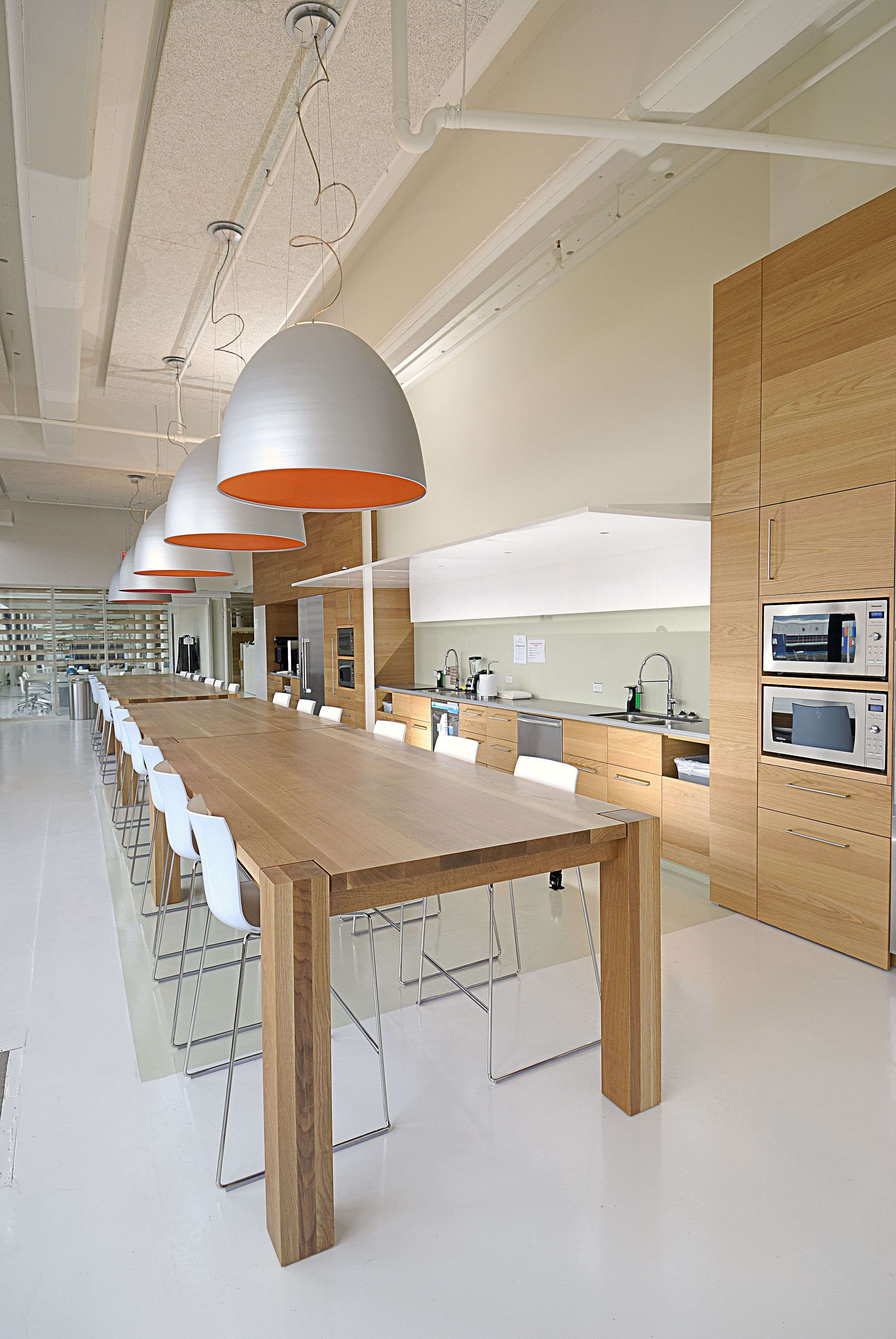 17 Foremost Build Canteen For Your Office Communal Kitchen
