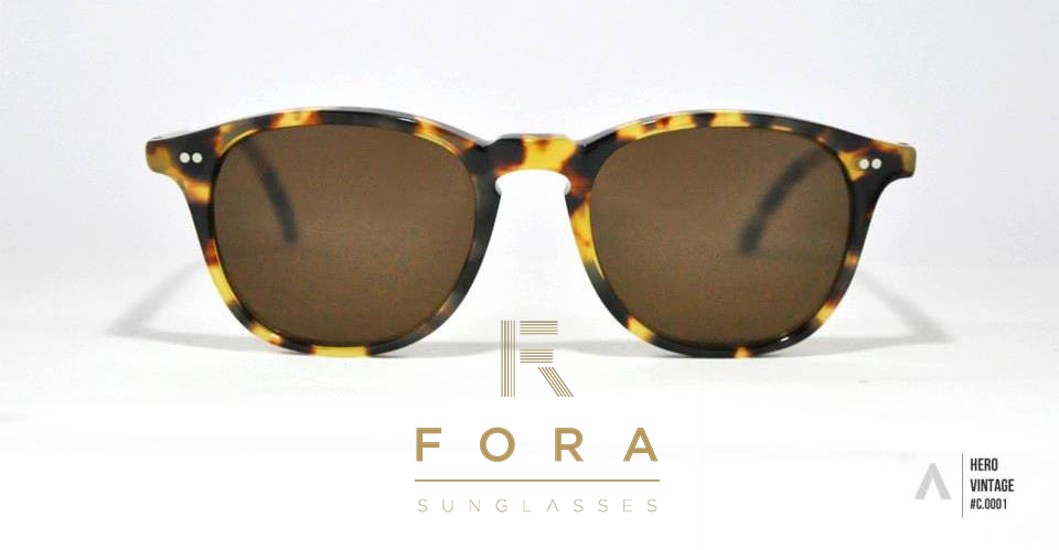 Fora Sunglasses|Portuguese brand of sunglasses |