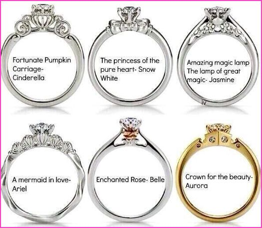 disney princess engagement rings i would say mine is fortunate pumpkin carriage cinderella - Disney Wedding Rings