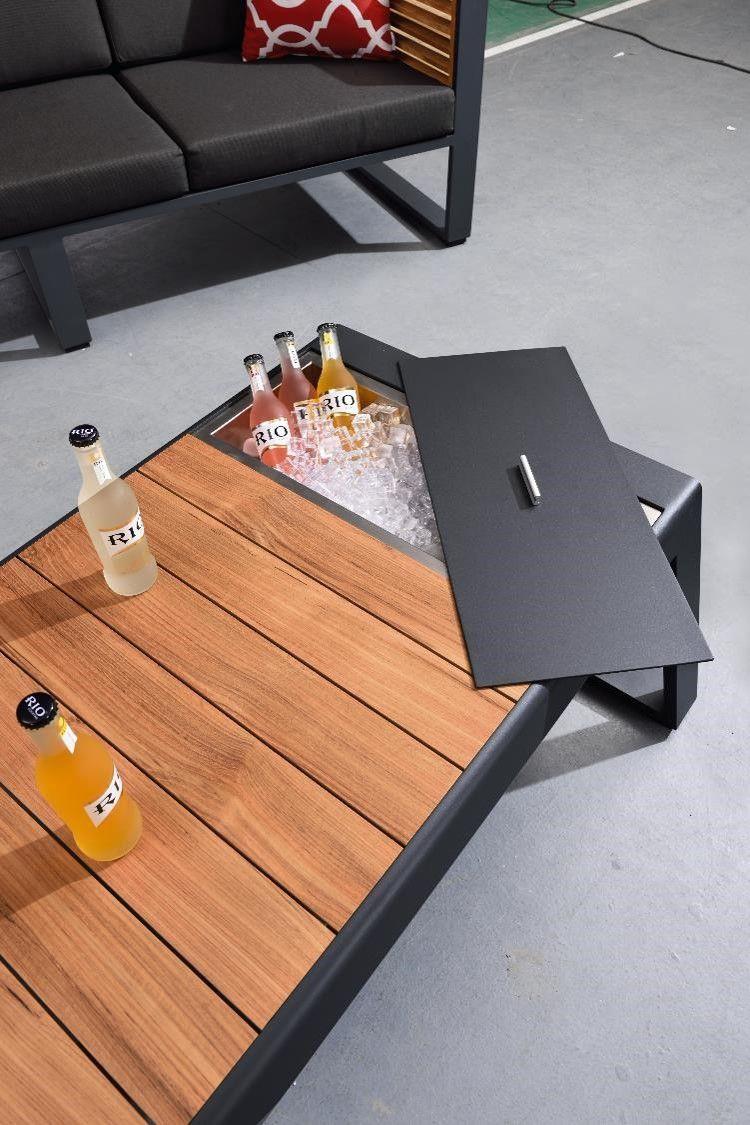 dark brown coffee table argos