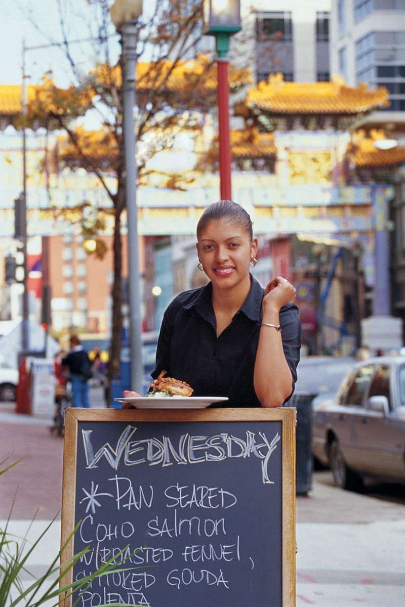 matchbox restaurant exterior