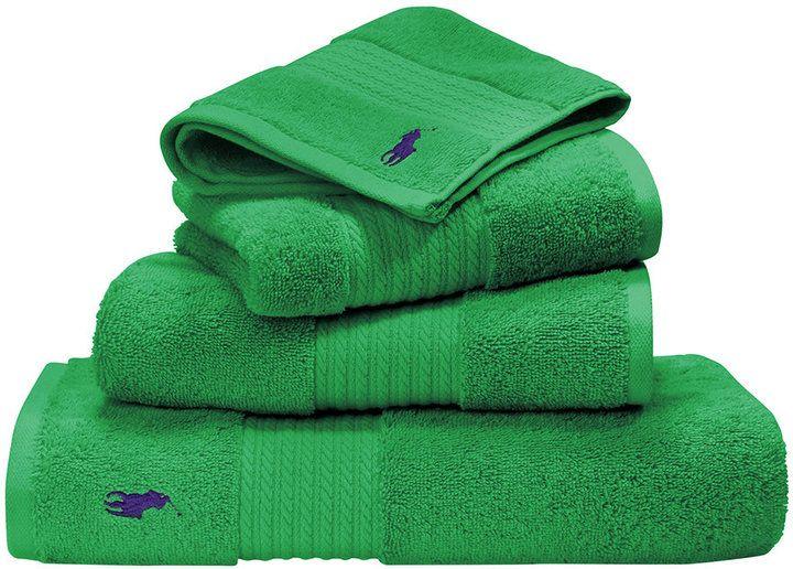 Ralph Lauren Bath Sheet Cool Ralph Lauren Home Player Towel Medium Green Bath Sheet