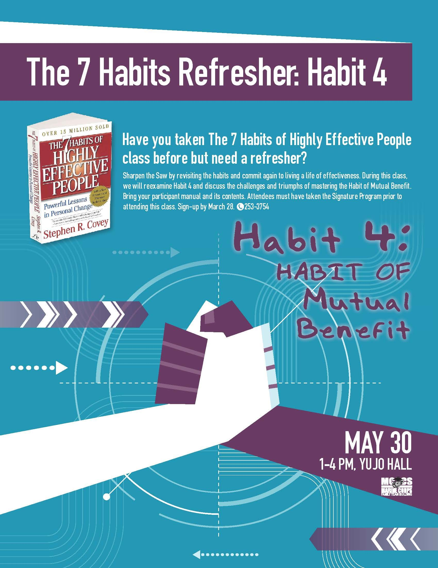 The 7 Habits Refresher Habit 4