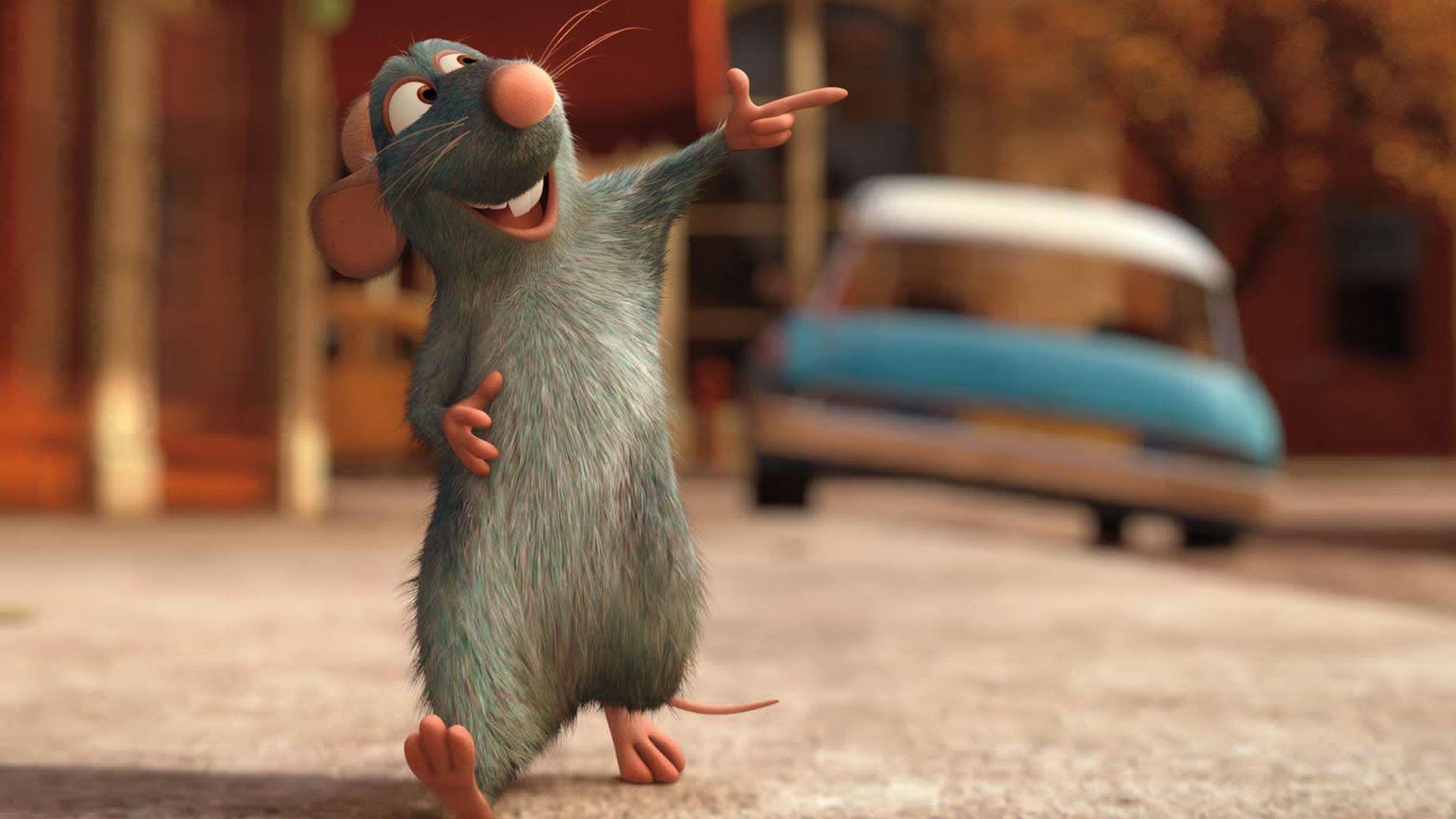 Ratatouille film porno