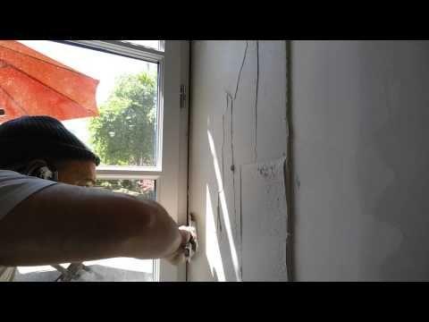 Comment Ré Enduire Un Mur En Plâtre Abîmé La Technique Du