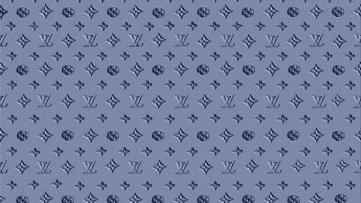 Louis Vuitton Louis Vuitton & other Textures Wallpaper