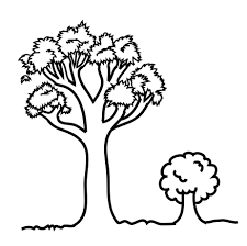Image result for big and little colouring pages