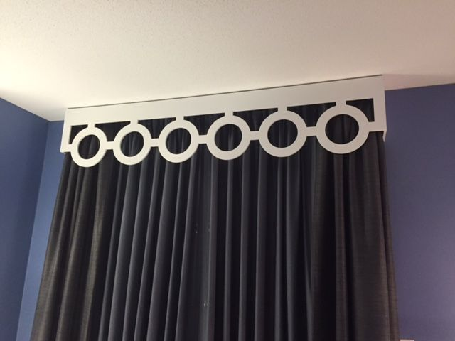 Eclipse Curtains On A Ceiling Curtain Track Curtains Ceiling