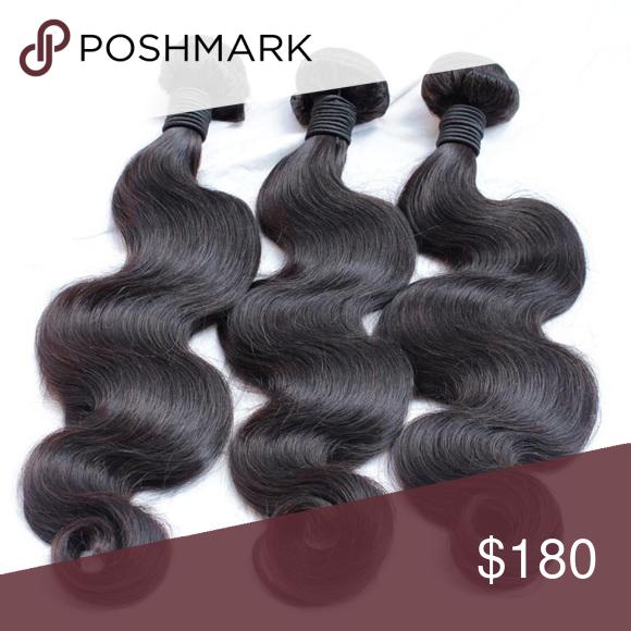 Hair Extensions Body Wave Hair Peruvian Body Wave Beauty Supplies Hair