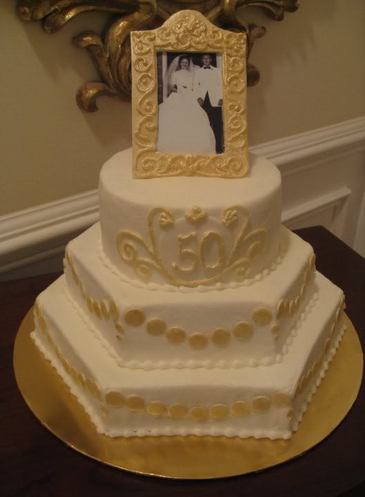 50th wedding cakes ideas 50th wedding anniversay cake pictures 50th wedding 10442